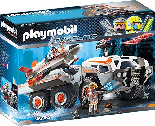 Playmobil 9255 - Spy Team Battle Truck