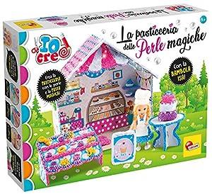 Lisciani Giochi 73467 Io Creo - Muñecas de Perlas de La Cottage de la Pasticcera