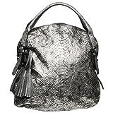 emily & noah Tasche Sabine Größe 1, Farbe: Dark Silver für emily & noah Tasche Sabine Größe 1, Farbe: Dark Silver