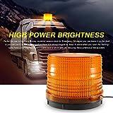 Appow 72 LED Rundumleuchte Warnleuchte Blinkleuchte...
