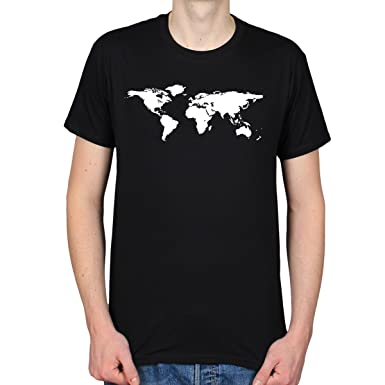 World map geography atlas continents design t shirt amazon world map geography atlas continents design t shirt amazon clothing gumiabroncs Gallery