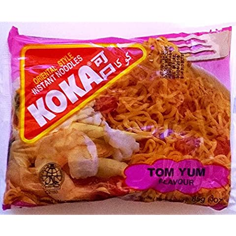 Koka stile orientale Immediata Noodles Tom Yam