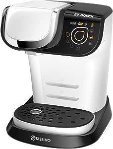 Bosch TAS6004 Machine Multi-Boissons 1300 W, 1,3 L, Blanc/Polaire