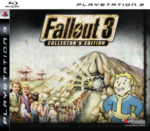 Fallout 3 - Collector's Edition (Fallout Ps3)