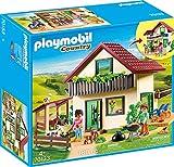 PLAYMOBIL 70133 Country Bauernhaus, bunt