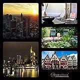 Reiseschein Gutschein 2 Tage nach Frankfurt am Main Best Western Macrander Hotel ****