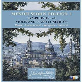 """Symphony No.2 in B flat major Op.52, 'Hymn of Praise' : II """"Alles, was Odem hat, lobe den Herrn!"""""""