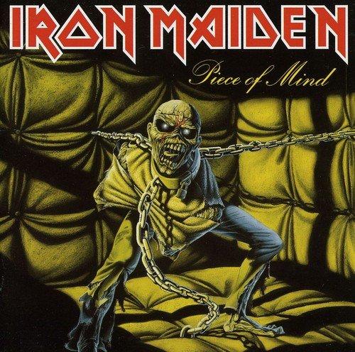 Iron Maiden: Piece of Mind (Audio CD)
