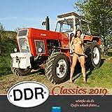 Erotikkalender DDR-Classics 2019: Schärfer als die VoPo erlaubt (hätte).. - Trötsch Verlag