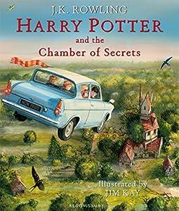camara secreta comprar: Harry Potter And The Chamber Of Secrets - Illustrated Edition
