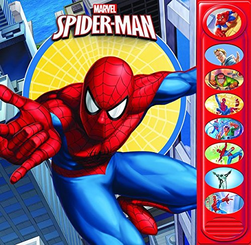 spiderman-8-button-soundbuch
