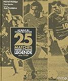 25 MATCHES DE LEGENDE DEP 1958