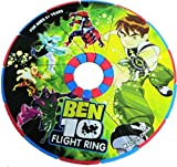 #9: RIANZ Imported Ben 10 Magical Unfold Flying Disk / Ring frisbee for Kids outdoor games