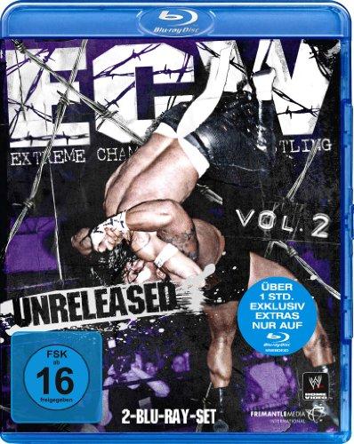 ECW Unreleased Vol. 2 [Blu-ray]