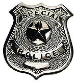 EE.UU Placa de policía,