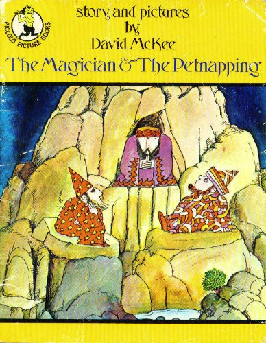 The magician and the petnapping