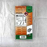 VT 15 sacchetti per scopa elettrica confezione da 10 sacchi carta