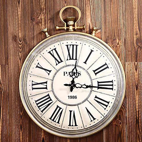 Xiangpian183 klassisches Design Römische Digitale Wanduhr Aus Acryl, Lautlosem Uhrwerk & Kein Lästiges Ticken, 40cm Lautlose Wanduhr Wohnzimmeruhr Für Wohnraum, Küche, Büro, Schlafzimmer