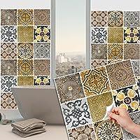 PS00016 Adesivi murali in pvc per piastrelle