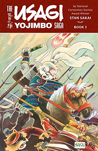 Usagi Yojimbo Saga - Volume 2