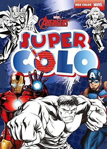Avengers Assemble, Marvel, SUPER COLO