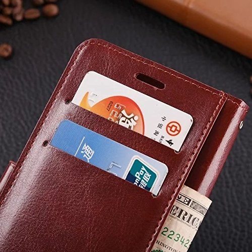 Wkae Case Cover Meizu Meilan Note3 Fall feste Folio magnetische Design Flip Brieftasche Stil Fall Farbmuster PU-Leder-Abdeckung Standup-Abdeckungsfall für Meizu Meilan Anmerkung 3 ( Color : Black , Si Black