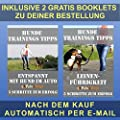 Sportive Hunde-Leine aus Profi-Kletterseil inkl. 2 Gratis-Booklets | Sehr leicht (ca.125g) | Softe Neopren-Handschlaufe | Sicherheits-Reflektoren | Pets'nDogs