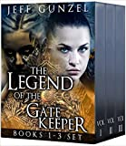 Legend of the Gate Keeper Omnibus: Books 1-3: Land of Shadows, Siege of Night, Lost Empire (and now including The Shadow!) (The Legend of the Gate Keeper Boxset)
