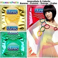 Durex Select Fruchtgeschmack, 12Stück preisvergleich bei billige-tabletten.eu