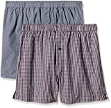Marc O'Polo Body & Beach Herren Retroshorts Marc O´Polo Boxershorts (2er Pack), Mehrfarbig (Sortiert 1 901), Large