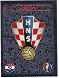 Panini EURO 2016 France - Sticker #352 (Kroatien, Wappen)