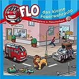 Flo - das kleine Feuerwehrauto: Löwenalarm in Plätscherbach (10) (FLO - DAS KLEINE FEUERWEHRAUTO (10))