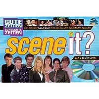 Mattel K5810-0 -  DVD-Quiz Scene it? GZSZ lizensiert
