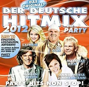Der Deutsche Hitmix-die Party 2012