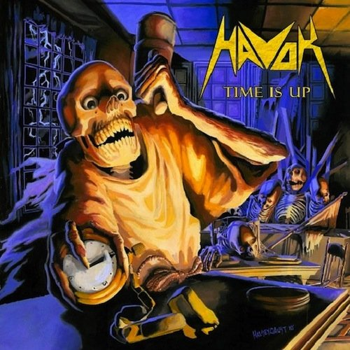 Havok: Time Is Up [Vinyl LP] (Vinyl)