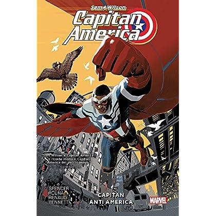 Sam Wilson. Capitan America: 1