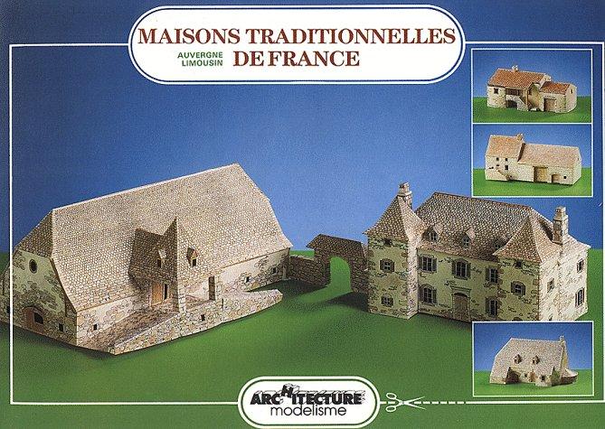 Maisons d'Auvergne et du Limousin, numéro 6