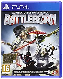 T2 Take Two Interactive Sw PS4 SWP40214 Battleborn