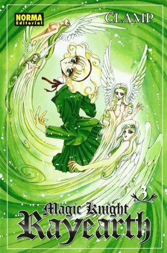 Magik knight rayearth 3 Cover Image