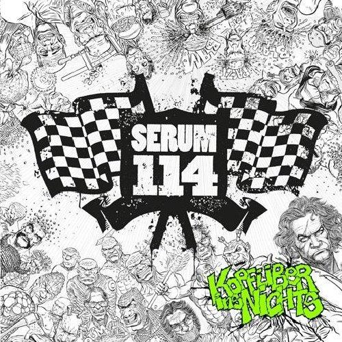 Kopfueber Ins Nichts by Serum 114 (2014-07-08)