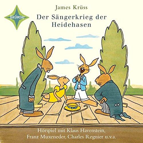 Der Sängerkrieg der Heidehasen: Das Originalhörspiel, 1 CD, 33 Minuten (Menschliche Cd Die Natur)