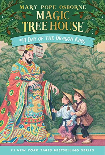 Day of the Dragon King (Magic Tree House)