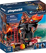 Playmobil Novelmore 70393 - Ariete Incendiario di Burnham