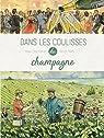 Dans les coulisses du champagne par L'Hermenier