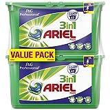 Ariel Professional 3in1 Pods Vollwaschmittel, Duopack (2 x 42 Waschladungen)