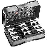 Facom AMEX.3A dopsleutelset Torx 1/2 TX20-60, zwart, 9-delige set
