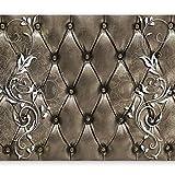 murando - Fototapete 300x210 cm - Vlies Tapete - Moderne Wanddeko - Design Tapete - Wandtapete - Wand Dekoration - Leder Textur f-A-0033-a-b