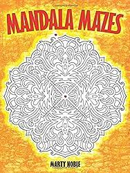 Mandala Mazes (Dover Children's Activity Books)