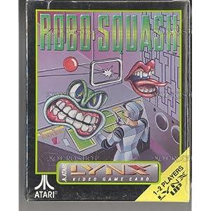 Robo squash – Lynx