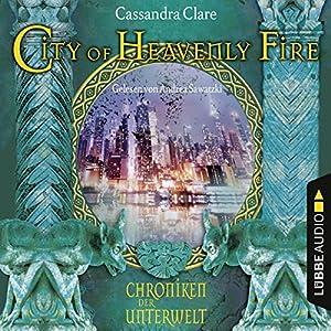 City of Heavenly Fire: Chroniken der Unterwelt 6